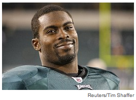 Small Business Owners Signs Michael Vick Endorsement