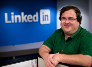 Reid hoffman gives small business advice
