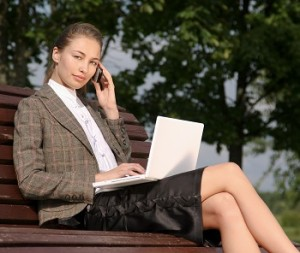 Qualified candidates can participate from anywhere with a virtual phone system.
