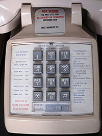 White House Phone System