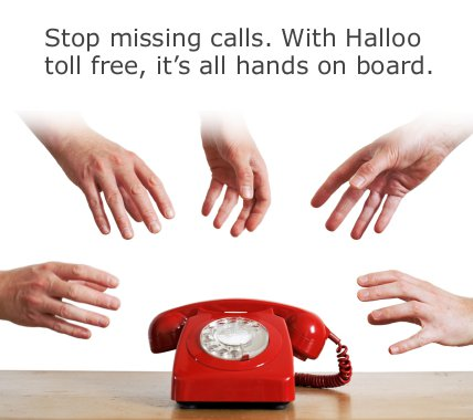With Halloo, it's all hands on board